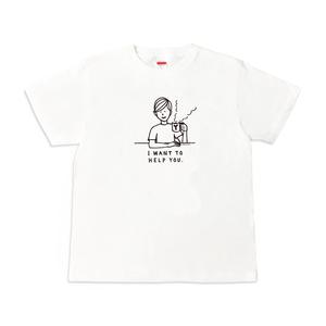 やさ村やさしのやさしいTシャツ