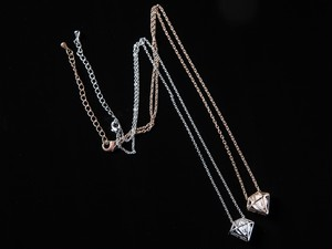 Luxis diamond necklace