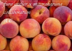 fura atelier × mitorakaruna collaboration A  C