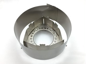新品 CLIKSTAND Appalachian Titanium Combo made in USA G0436