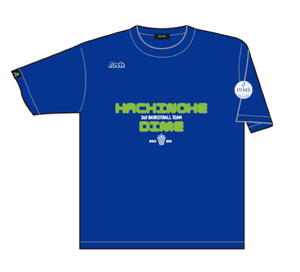 HACHINOHE DIME 2021ver Tシャツ