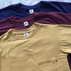 Long Sleeve Pocket T.Shirt