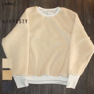 HARVESTY ビッグエッグプルオーバー BIG EGG PULLOVER A51705 (IVORY)
