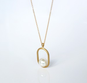 FREELY / Necklace (Natural White)