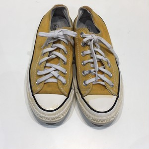 """USED """"  CONVERSE Chuck Taylor 70s [CT70] sunflower OX  """""""