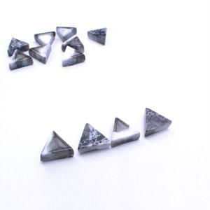単価¥60 大理石の三角パーツ(小)