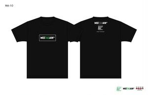 猪苗代野外音楽堂MEETAGAIN ロゴTシャツ(MA-10)