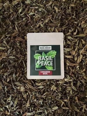 【FARM to TABLE】series BASIL PEACE  CINNAMON BASIL  (10g)