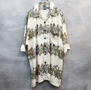 Hawaiian shirt #590