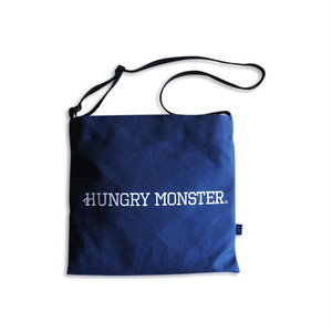 SHOLDER BAG (NAVY T-LOGO)