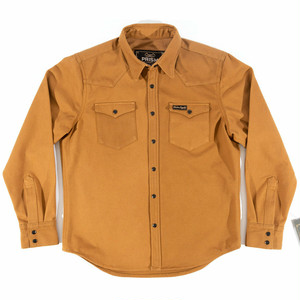"Prism Supply co. ""Western Work Shirt"" - Duck Canvas"