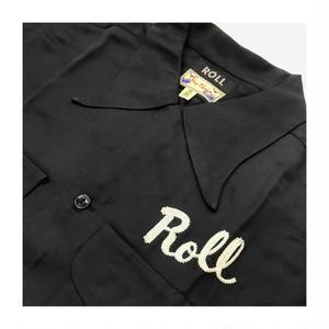 【SALE 50%OFF!!!】ROLL : Roll × Dry Bones 刺繍 One-Up shirt