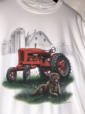 JERZEES プリントTシャツ
