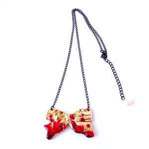 killing necklace【ribbon】