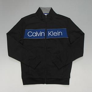 Calvin Klein カルバンクライン クラシックロゴ トラックジャケット ブラック
