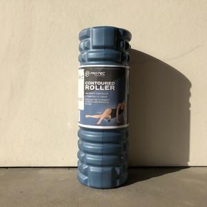 [PRO-TEC]Contoured Foam Roller