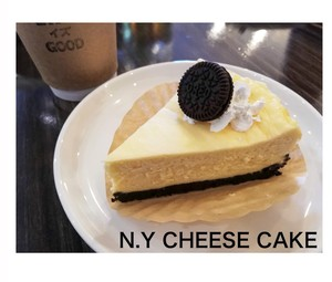 NYチーズケーキ 5ピースセット