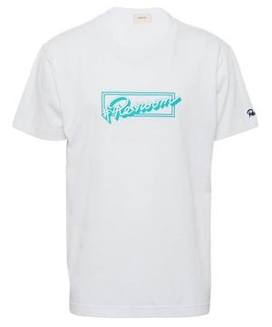 BOX LOGO COLOR PRINT T-shirt[REC399]