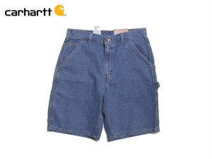 CARHARTT|PAINTER DENIM SHORTS