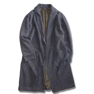 WCH Fleece Work Gown Coat -Charcoal