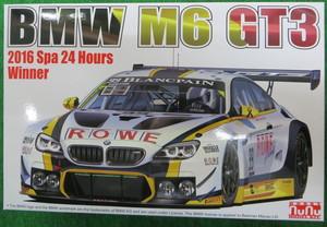 プラッツ 1/24 BMW M6 GT3 2016 スパ24時間レース ウィナー