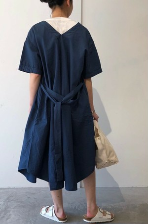 【ORDINARY FITS】 REVERSE ONEPIECE/OF-O009