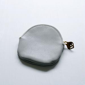 egg coin case (gray)