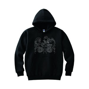 Kids Dove in Your Mind (Hoodie b)