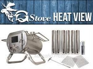 G-Stove Heat View 薪ストーブセット