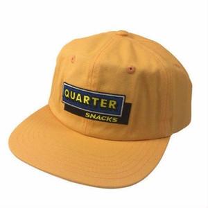 QUARTERSNACKS / CAFÉ CAP