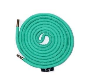 L.I.F.E Shoelace belt S20 Lightgreen LIVEINFABEARTH
