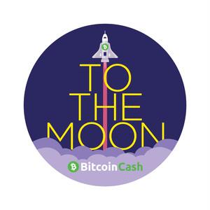 BitcoinCash缶バッジ シリーズD COFA(D2-001)