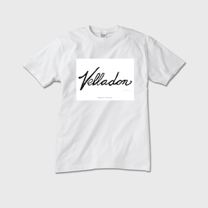 """Velladon Logo"" designed by Vincent Gallo T-shirts"