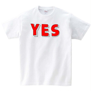 YES Tシャツ