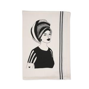 helen b - Tea Towel - mariam