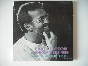 【2CD】ERIC CLAPTON / NOBODY'S BUSINESS