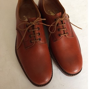 1950s-60s Tricker's Derby Shoe Made In Northampton UK8.5
