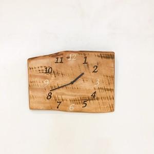 一枚板時計/CL-04
