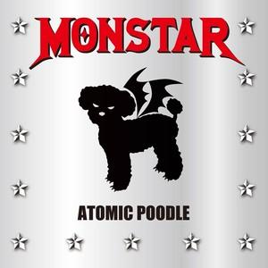 【SHOP限定販売】メンバーサイン入りブロマイド付き!アトミックプードル MONSTAR [AP-CD004]