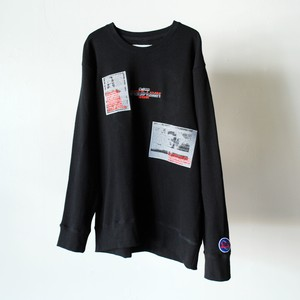 『SAU』 SPEED limit Sweatshirt