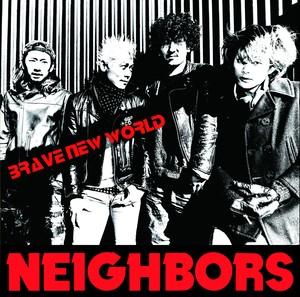NEIGHBORS『新しい世界』(CD)