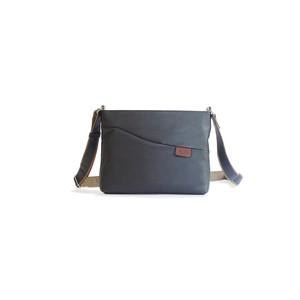 【袋果 NEWポシェット / ネイビー】旅行に便利なショルダーバッグ