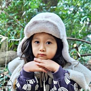 «即納» coca bear cap 3Colors  ファーフライトキャップ