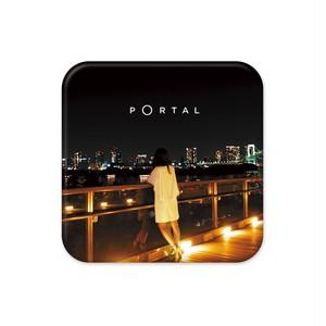 PORTAL 缶バッジ(ジャケver.)