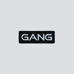GANG PATCH GLOW(蓄光)