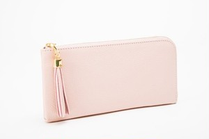 L字型長財布(ピンク)