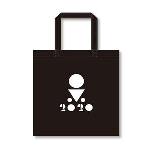 O.V.2020 トートバッグ(BLACK)