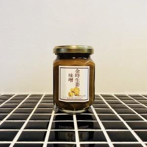 金時生姜味噌    145g