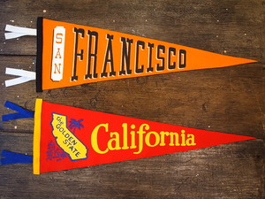 OXFORD PENNANT MADE IN THE U.S.A.