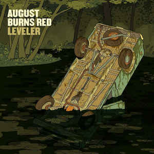 【USED】AUGUST BURNS RED / LEVELER (Deluxe Edition)